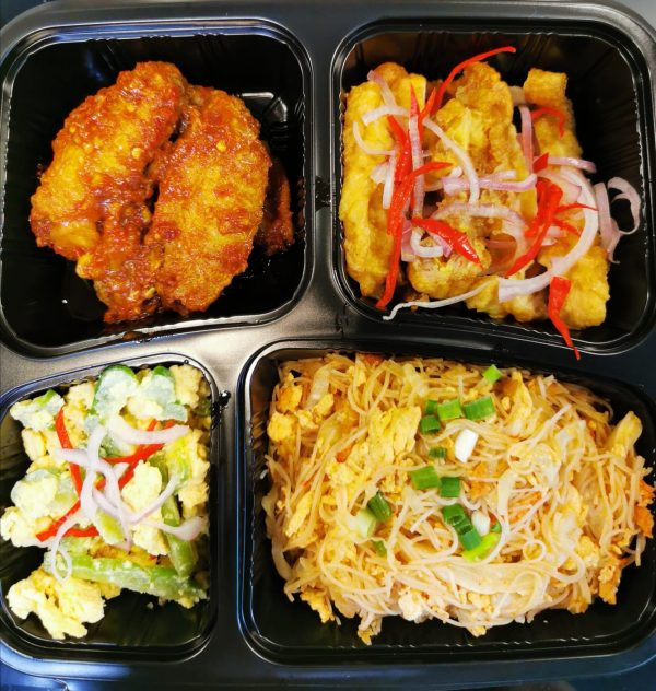 Tingkat - Bayfront Catering Services